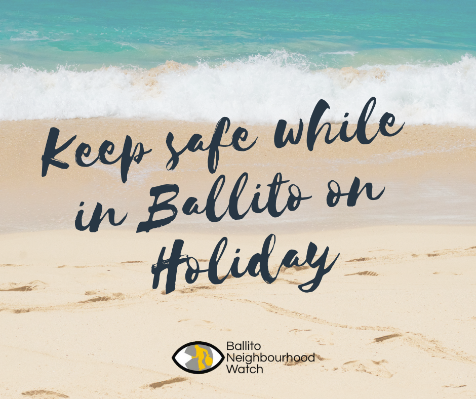 Tips to keep safe while in Ballito on Holiday